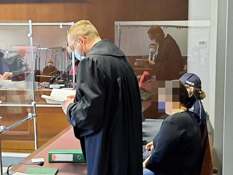 Ćwierć wieku odsiadki za uduszenie własnego syna. Monika S. czeka na kolejny wyrok