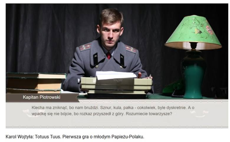 Tworzą szokującą grę o księżach: Karolu Wojtyle i Jerzym Popiełuszce. Wymyślili im alternatywne życia. To gra dla osób 18 plus
