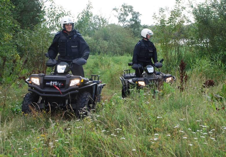 Nie tylko podlascy policjanci, ale także przedstawiciele Polskiego Związku Wędkarskiego, Państwowej Straży Rybackiej, strażnicy Biebrzańskiego Parku