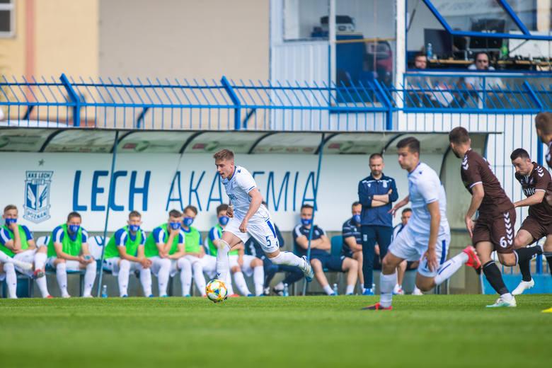 Rafał Ulatowski może żałować straty dwóch punktów w meczu z Garbarnią. Kolejna okazja na pełną pulę już w sobotę przeciwko Pogoni Siedlce.