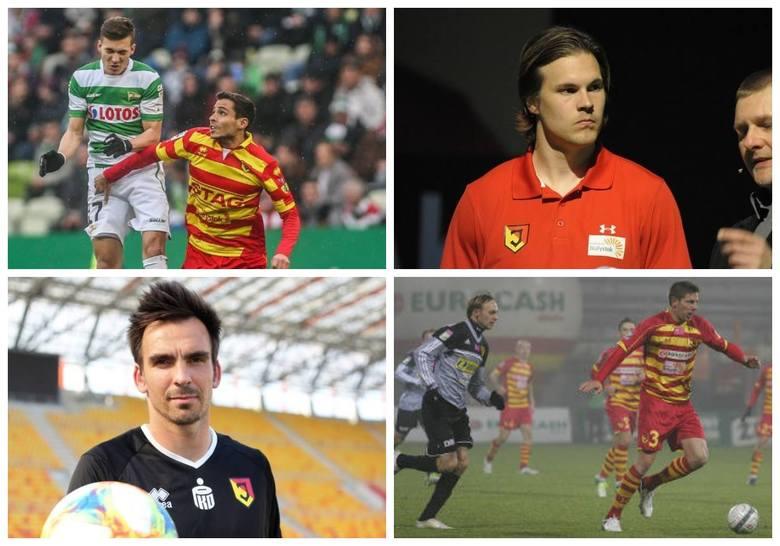Od kiedy Jagiellonia ponownie znalazła się w ekstraklasie w 2007 roku w jej składzie pojawiało się wielu piłkarzy zagranicznych. Oczywiście nie każdy