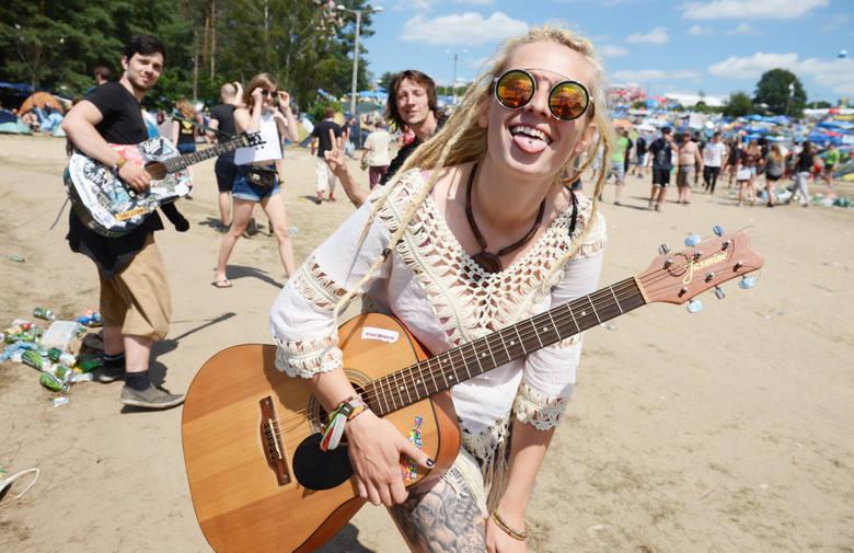 dziewczyny Przystanku Woodstock