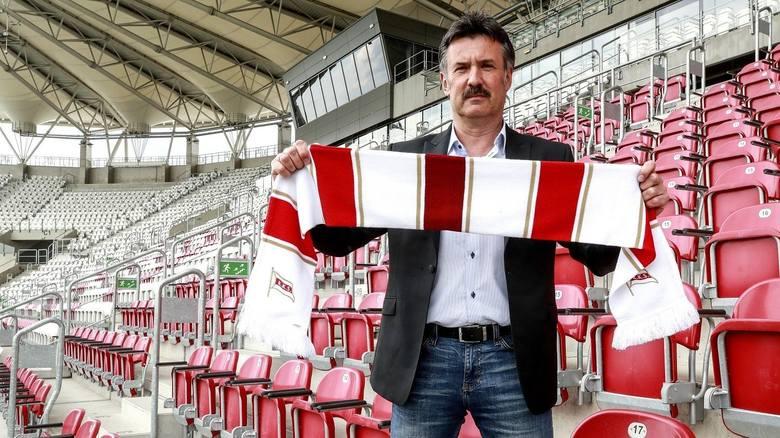 Wojciech Stawowy cały czas czeka na pierwsze zwycięstwo z ŁKS