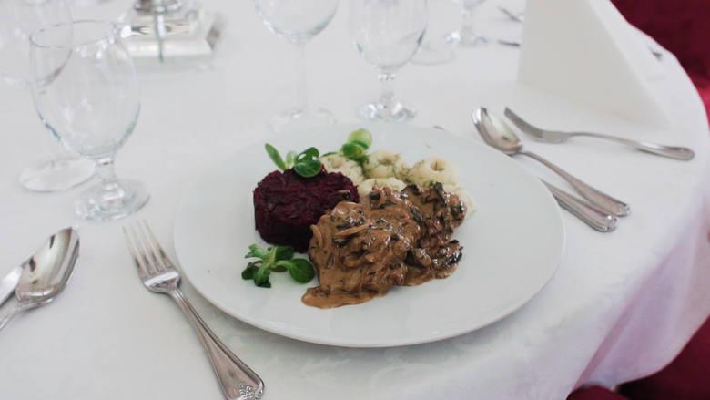 Viila Secesja - wykwintna polska kuchnia w samym sercu Bydgoszczy