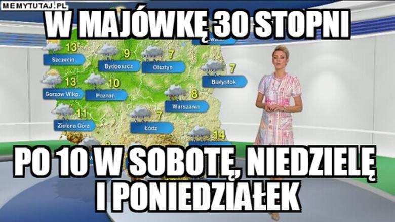 Majówka 2021 - zobaczcie najlepsze memy! Przed nami drugi weekend majowy z maseczkami i obostrzeniami, ale w tym roku dodatkowo nie rozpieszcza nas pogoda.