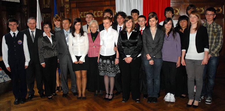Zachodniopomorscy uczniowie trafią do Sejmu [wideo, zdjęcia]