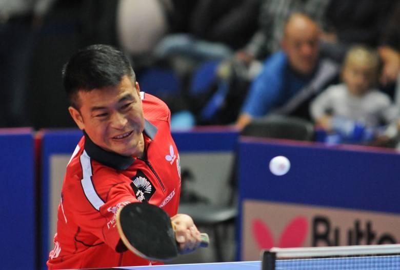 Chen Weixing ma już 15 zwycięstw na koncie.