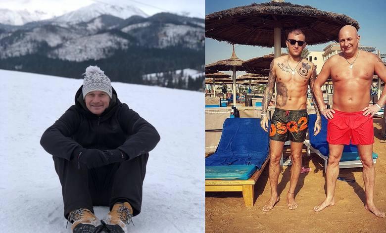 Ligowcy na wakacjach: plaża vs. stok, od Zakopanego do Stanów [ZDJĘCIA]