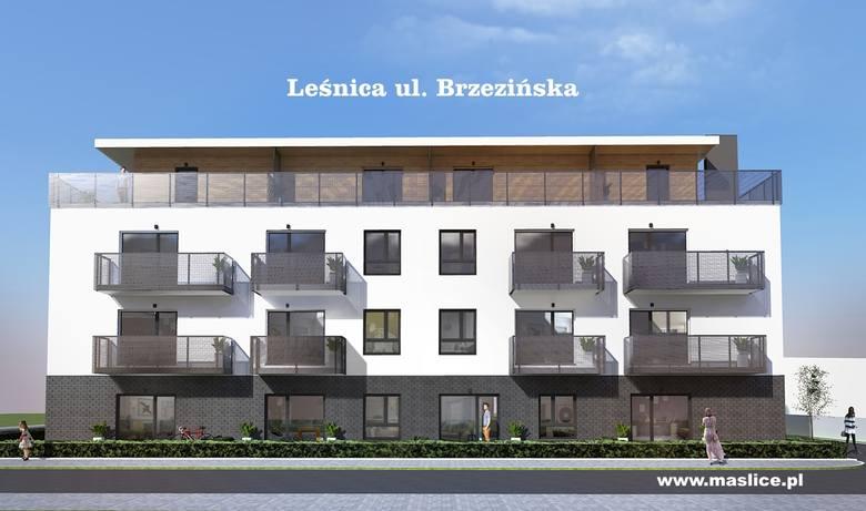 NOWA INWESTYCJA - Brzezińska