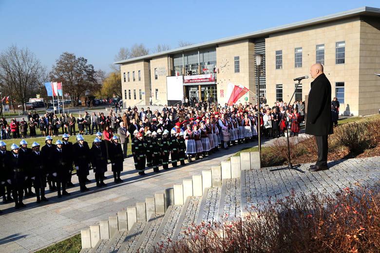 Morawica świętowała setną rocznicę odzyskania przez Polskę niepodległości [ZDJĘCIA]