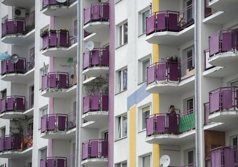 Przy ul. Przędzalnianej 101/103 WTBS sfinansuje budowę bloku, w którym  powstanie 39 mieszkań, w tym 19 lokali komunalnych.