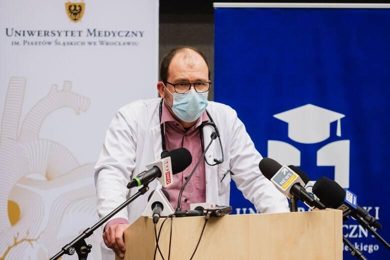 prof. Michał Zakliczyński