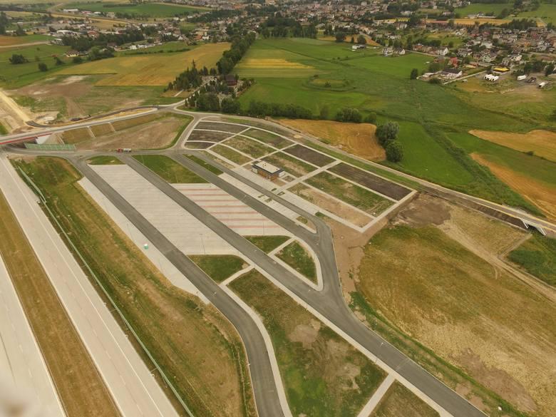 Autostrada A1, odcinek Pyrzowice - Woźniki. Autostrada A1 między Pyrzowicami a węzłem Woźniki ma być otwarta na przełomie lipca i sierpnia