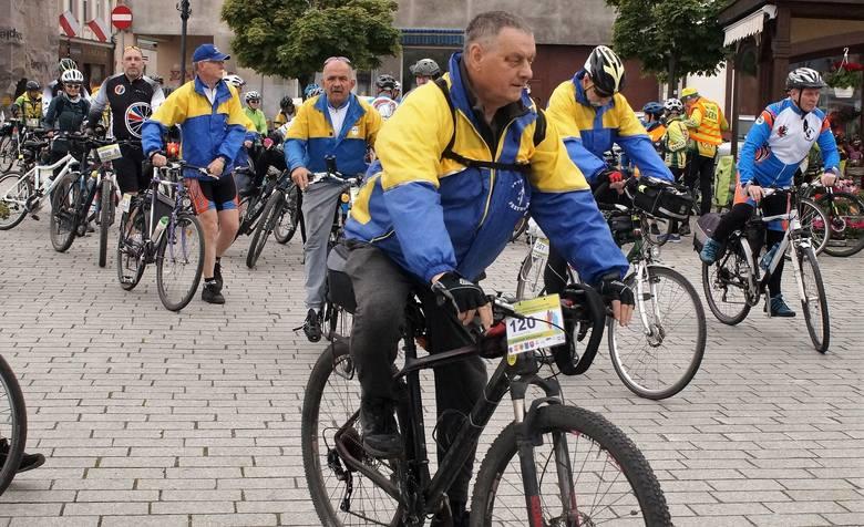 Inowrocławski Klub Turystyki Rowerowej Kujawiak i Oddział PTTK w Inowrocławiu są organizatorami XVII Ogólnopolskiego Zlotu Aktywu Turystyki Kolarskiej.