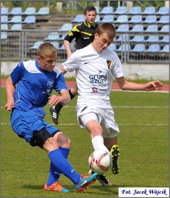 Bałtyk Koszalin - Pogoń Szczecin 3:2 (Centralna Liga Juniorów)