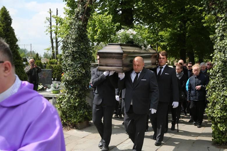 Izabela Skrybant - Dziewiątowska zmarła 1 maja