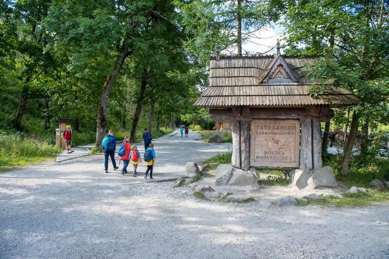Tatry: Mamy środek wakacji ale tłumów na szlakach nie ma [ZDJĘCIA]