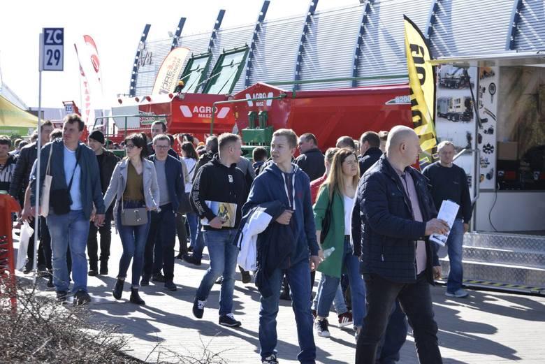 Agrotech 2019 w Kielcach. Tysiące gości w niedzielę. Byłeś? Znajdź się na zdjęciach