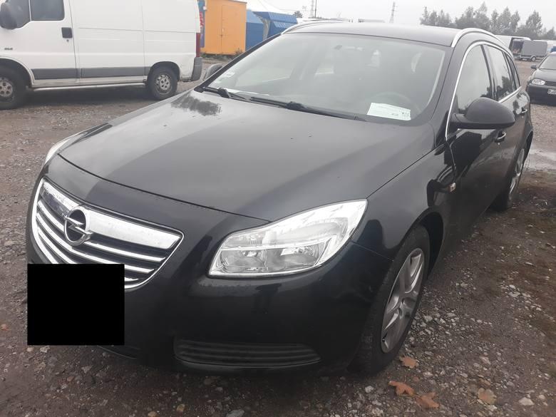 Opel insignia, rok produkcji:2009 r., silnik: 2.0 diesel, stan licznika: 144 tys. km, cana 25,7 tys. złotych