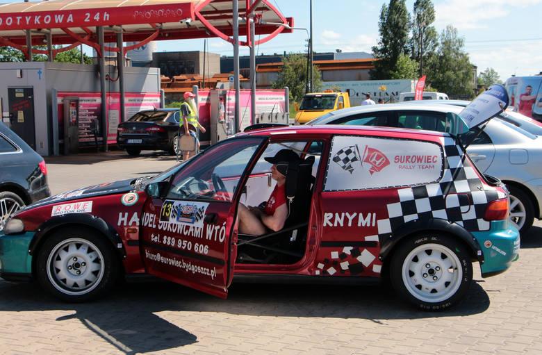 37. Grudziądzki Rajd Samochodowy, który był rozgrywany jako 1 runda Mistrzostw Okręgu PZM Bydgoszcz w Konkursowej Jeździe Samochodem odbył się w niedzielę,