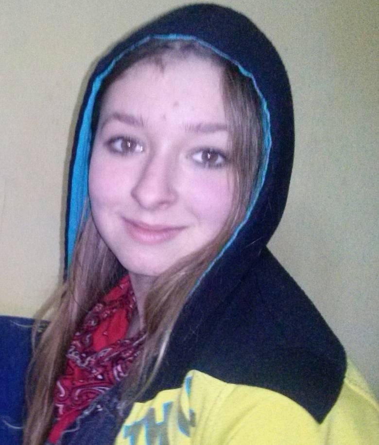 Zaginiona nastolatka