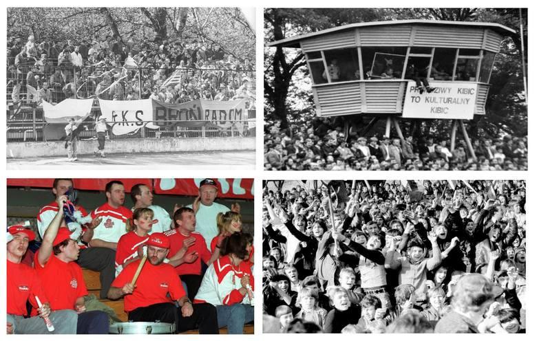 Na mecze piłkarskie musimy jeszcze trochę poczekać, a na spotkania ligowe z udziałem kibiców poczekamy jeszcze dłużej. W naszym archiwum udało się znaleźć