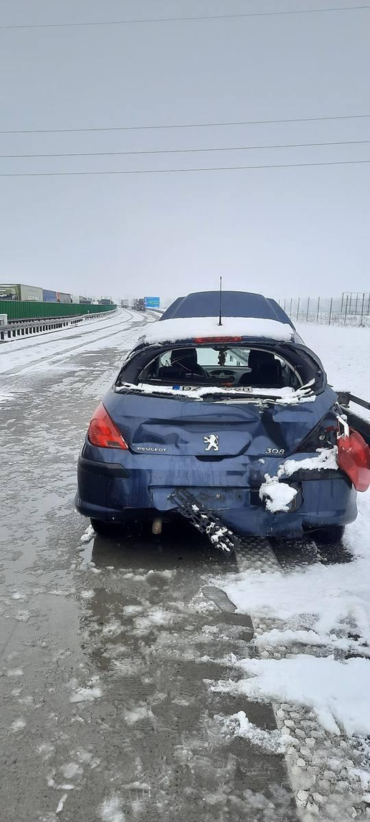 Na autostradzie A4 doszło do kilku wypadków 19.03.2021