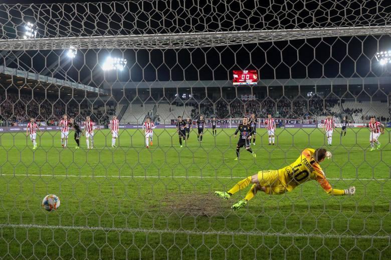 Cracovia - Jagiellonia 0:1. Oceny piłkarzy Jagiellonii po wygranej w Krakowie [ZDJĘCIA]