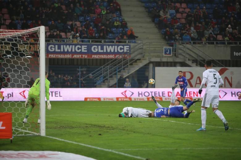 30.11.2019 r. Piast Gliwice - Śląsk Wrocław 0:3
