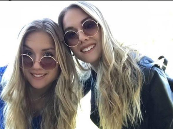 Alexandra Lazić z Developresu Rzeszów i jej siostra bliźniaczka Rebecka, to urocze bliźniaczki ze Szwecji [ZDJĘCIA]