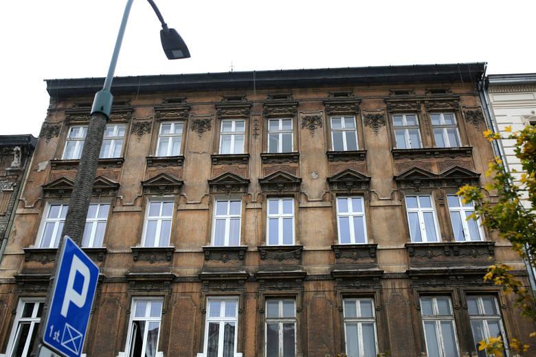 Kamienica przy ulicy Łobzowskiej 6