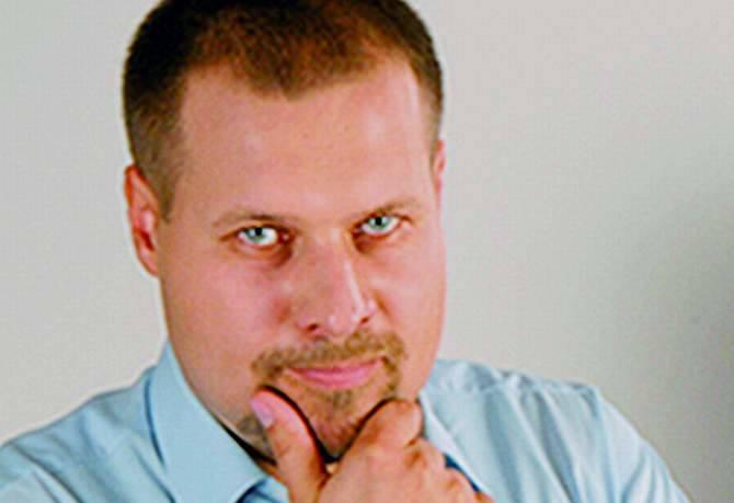 Krzysztof Zyzik, redaktor naczelny nto.