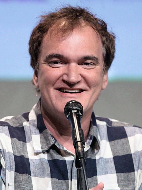 Quentin Tarantino (ur. 27 marca 1963) - BARAN