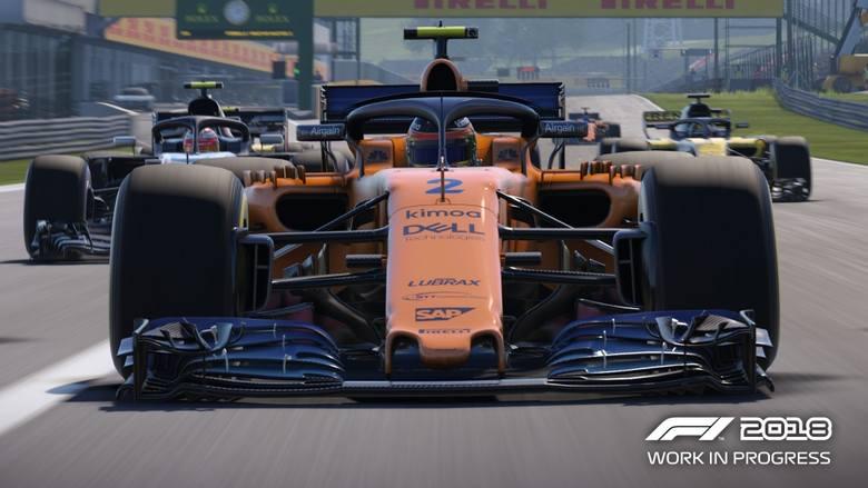 F1 2018F1 2018