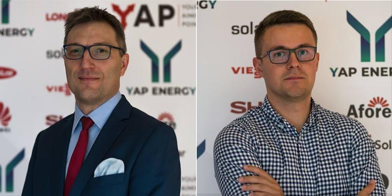 Andrzej Koźlicki i Patryk Osial, YAP Partners