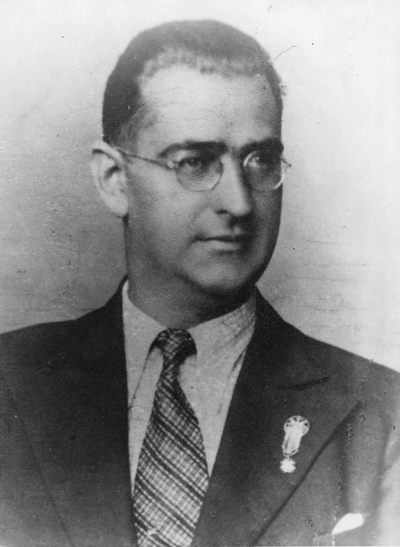 Ignacy Kurzyński, bankowiec i działacz Polonii Gdańskiej zamordowany przez Niemców w 1939 r.