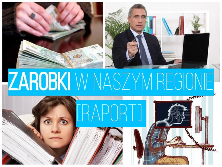 Jakie są zarobki w Szczecinie i Koszalinie? A jakie wynagrodzenie w Stargardzie i w innych miastach w regionie? Zobacz raport!Ogólnopolskie badanie wynagrodzeń