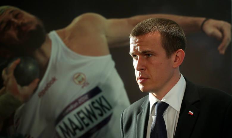 Witold Bańka ma nadzieję, że reprezentacja Polski zdobędzie w igrzyskach w Rio więcej niż 10 medali.