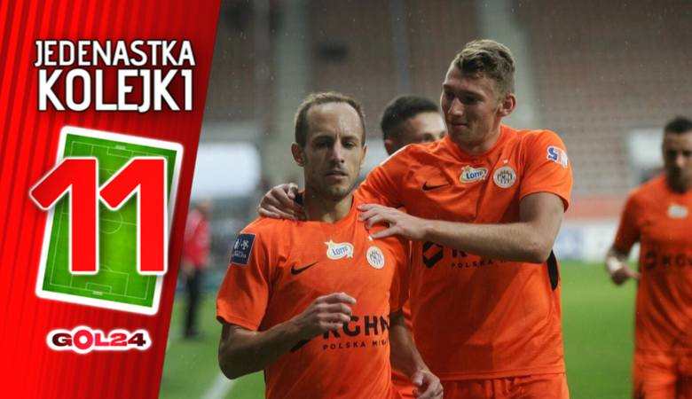 PKO Ekstraklasa. Po ośmiu kolejkach liderem jest Pogoń Szczecin. Na podium wskoczyła też Cracovia, która ograła mistrza. Najbardziej zaskoczyło jednak