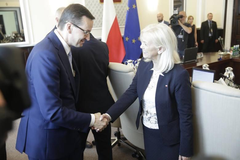 Minister rodziny Bożena Borys-Szopa podkreśla, że środki na wypłaty przyznawanych świadczeń wychowawczych są w pełni zabezpieczone w budżecie państw