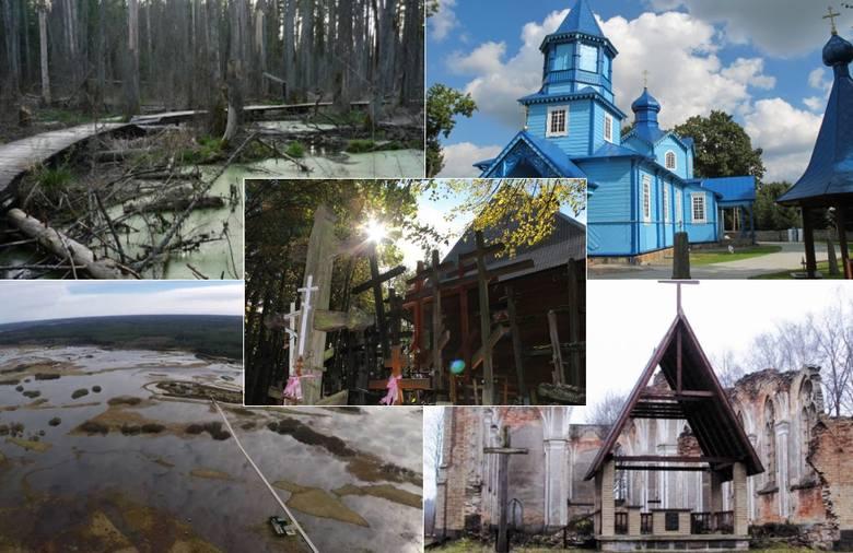 Nasz region słynie z miejsc owianych legendami i zabobonami. Nie brakuje tutaj miejsc magicznych, tajemniczych i wartych odwiedzenia. Być może niektóre