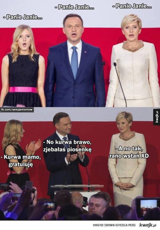 Andrzej Duda w memach. Trzy lata prezydentury Andrzej Dudy ...