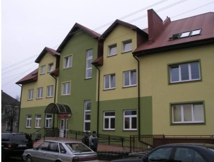Dom Pomocy Społecznej w Mońkach