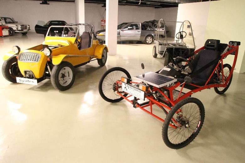 W muzeum doktora Wacława Hepnera z Politechniki Opolskiej zwiedzający zobaczą  samochody dobrane według klucza, jakim jest historia motoryzacji.