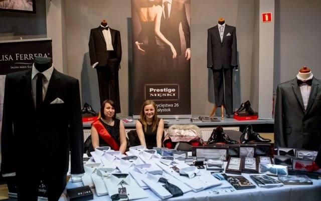 Białostocka marka Victorio na targach mody z udziałem Kenzo Takada