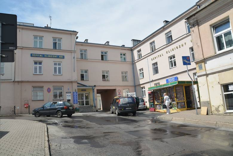 Szpital przy ul. Staszica prowadzi obecnie wielką inwestycję. Placówka przejdzie głęboka metamorfozę