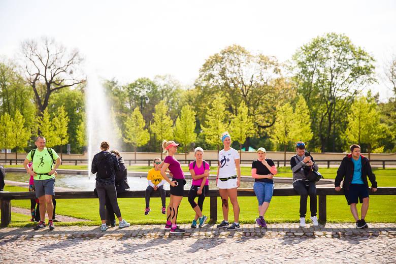 Bieg Śniadaniowy w ramach 5. PKO Białystok Półmaratonu
