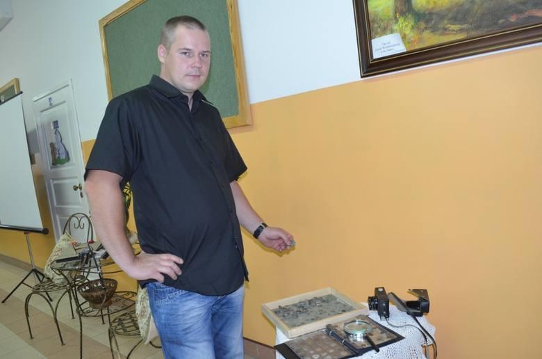 Zbieractwo to pasja Pawła Obary z Raciąża.