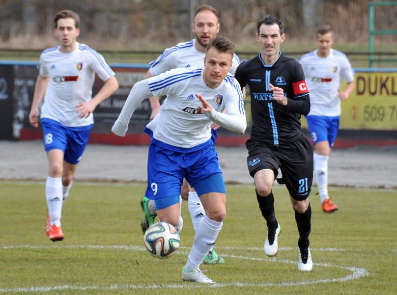 Karpaty Krosno - Stal Rzeszów 1:0 (1:0).