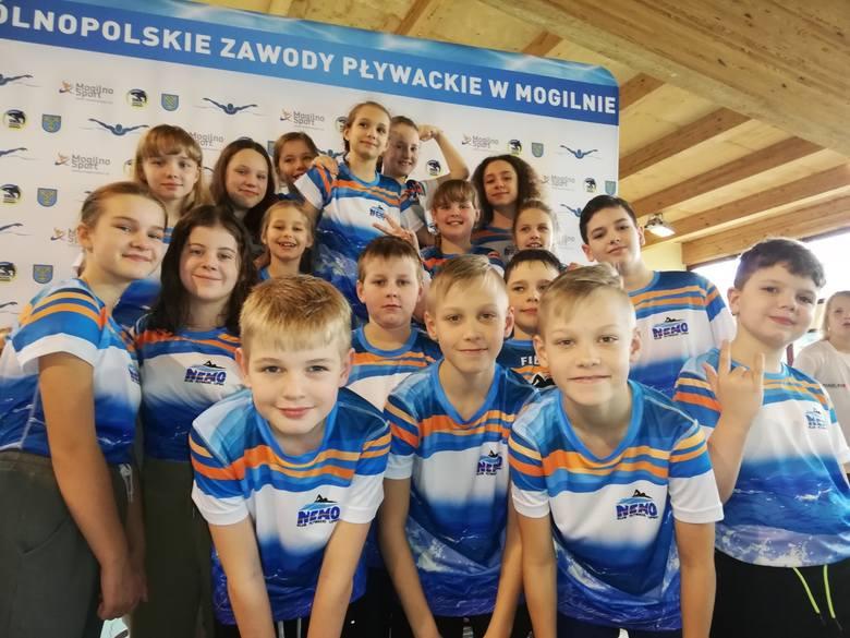 Zawodnicy z lipnowskiego klubu NEMO dali się już poznać jako wytrawni pływacy, którzy potrafią rywalizować na dużych zawodach. Tak też było ostatnio